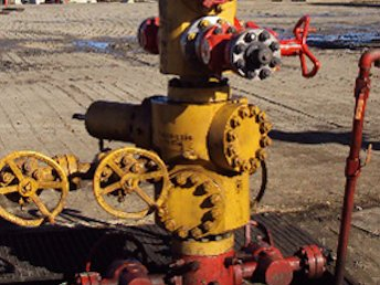 streamflo Wellhead outdoor grid
